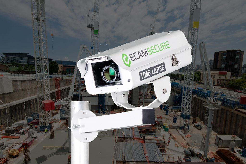 Time Lapse Construction Camera
