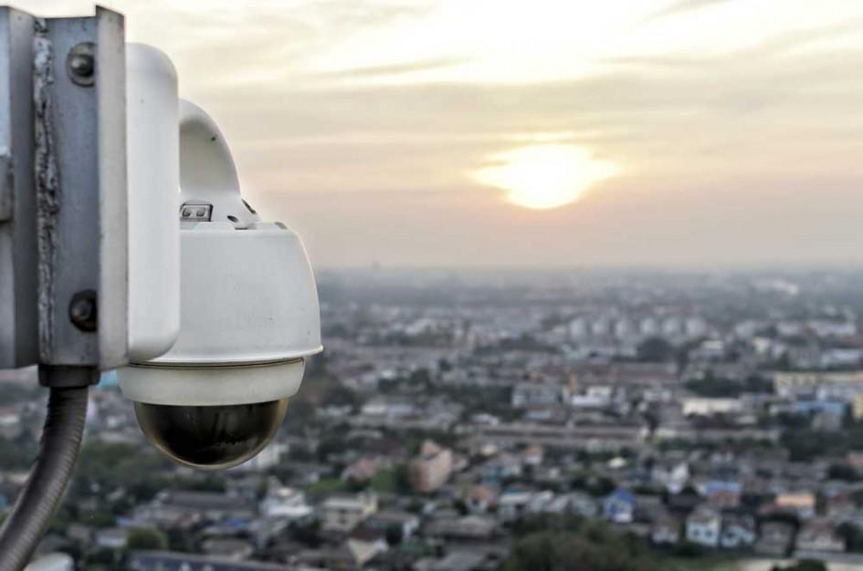 Security Surveillance Camera Types