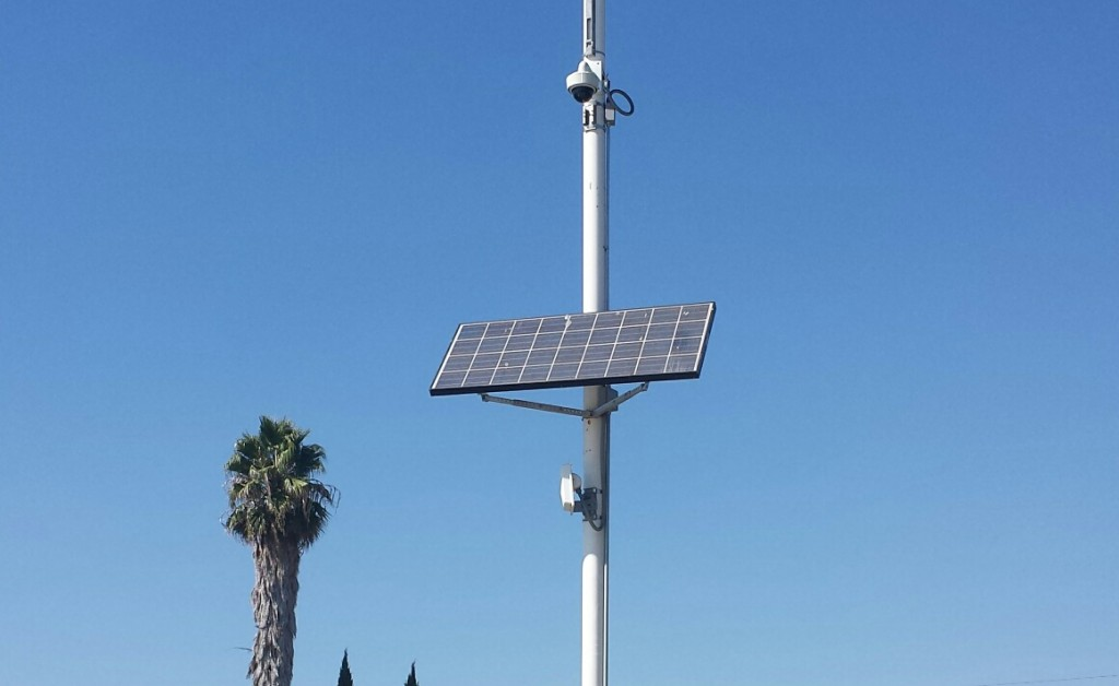 Solar Option for Time Lapse