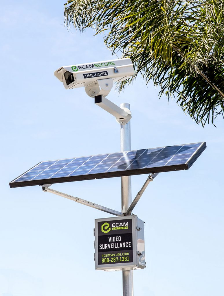 12 MP Time Lapse Camera with Solar Power