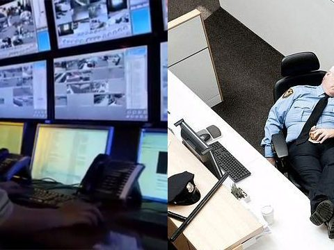Video Surveillance vs Guard Security