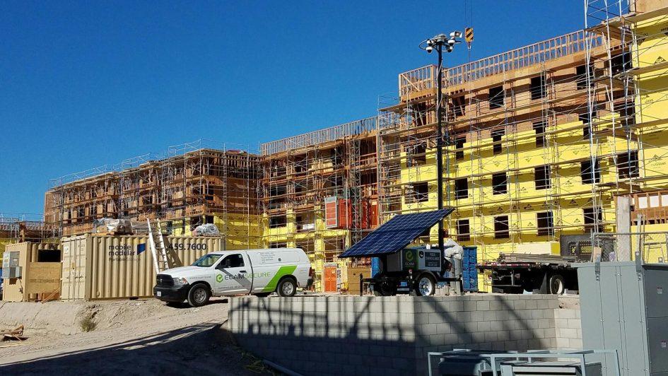 Construction Security Cameras