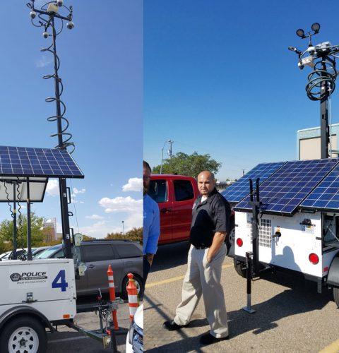 Mobile Surveillance for Law Enforcement Agencies