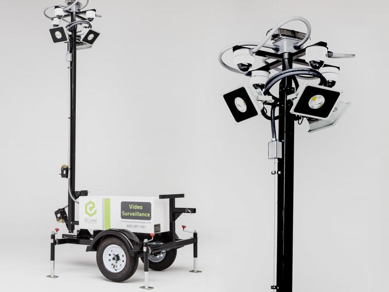 Mobile Surveillance Unit Pro