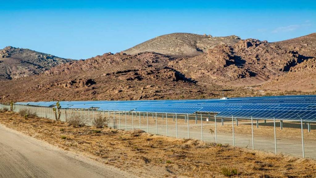Solar Array Security