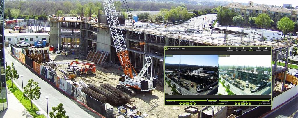 Time-Lapse Construction Cameras