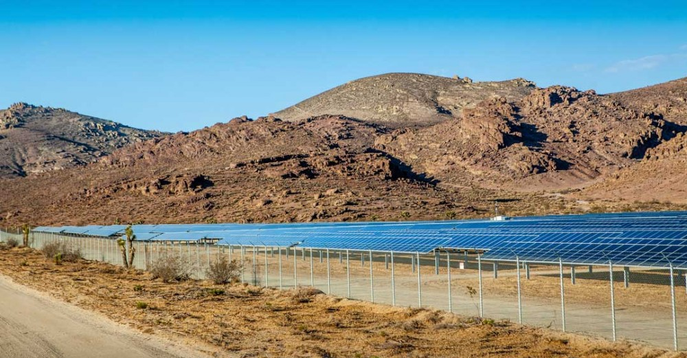 Solar Farm Security
