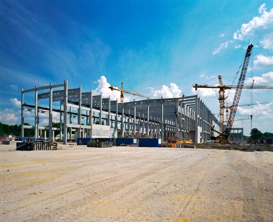 5 construction site security tips ecamsecure for Site constructeur