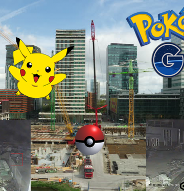 Pokémon Don't Go There!