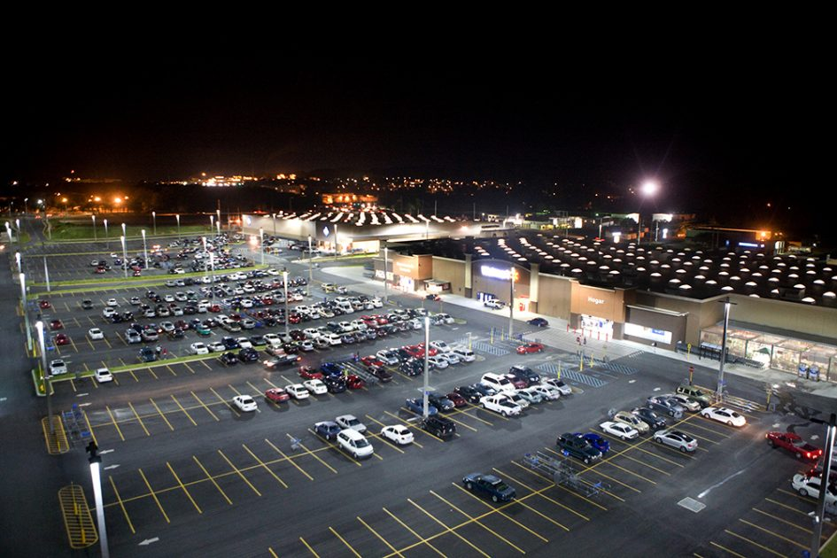 Parking Lot Security Systems