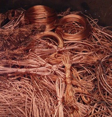 Preventing Copper Theft