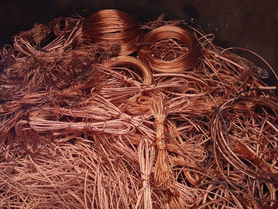 Prevent Copper Theft