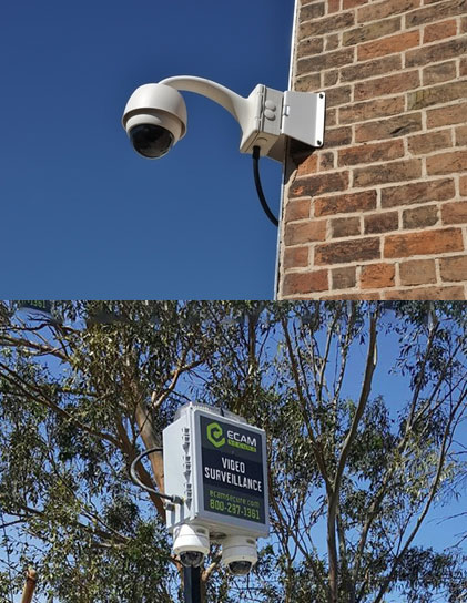 CCTV vs Mobile Surveillance