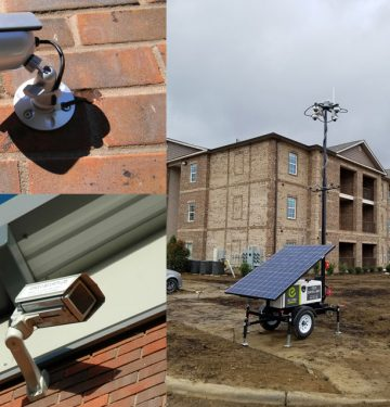 Benefits of Renting Portable Surveillance