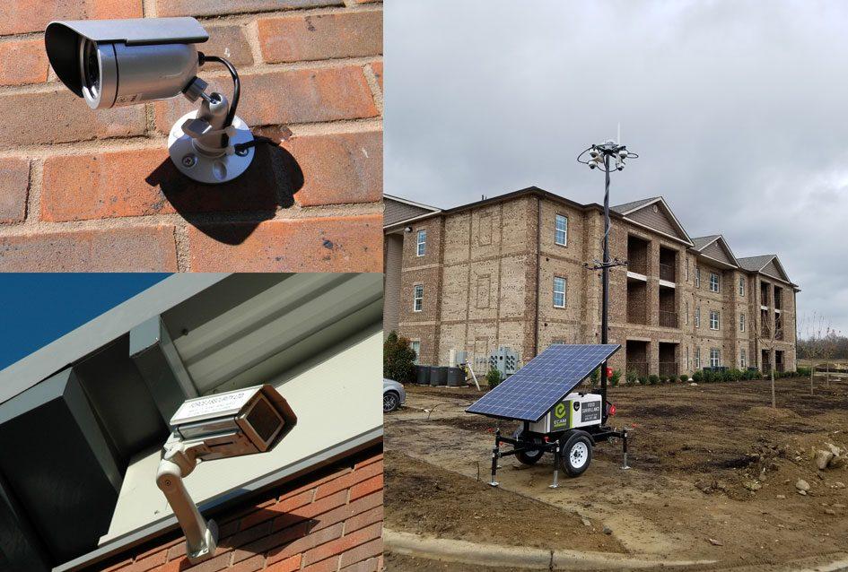 CCTV vs Portable Surveillance
