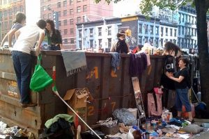 Dumpster Scavengers