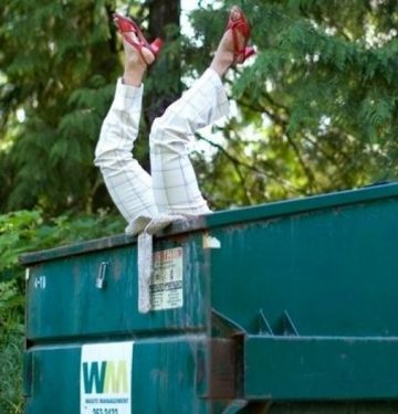 Preventing Dumpster Divers from Targeting Your Business
