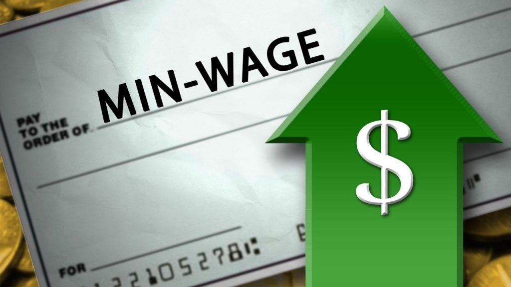 Arizona Min Wage Increase