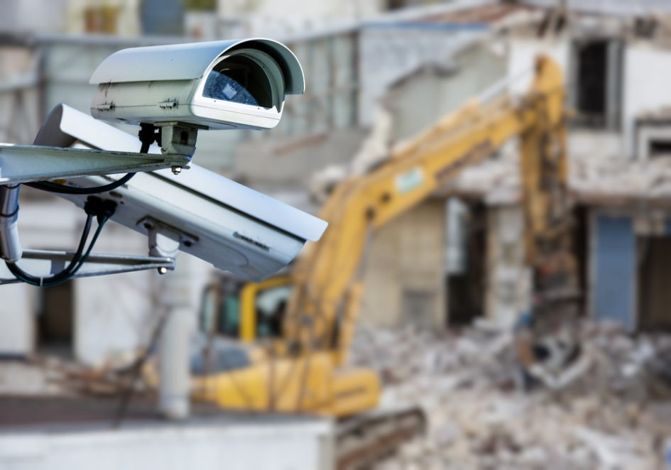 Security Options for Construction Sites