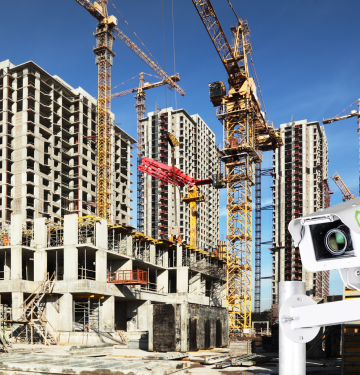 Six Reasons to Invest in Construction Cameras