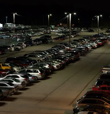 Need Better Parking Lot Security? Start With Blind Spots