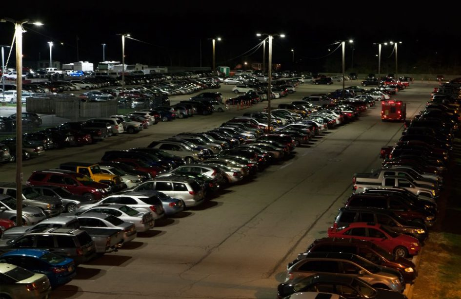 Parking Lot Security Blind Spots
