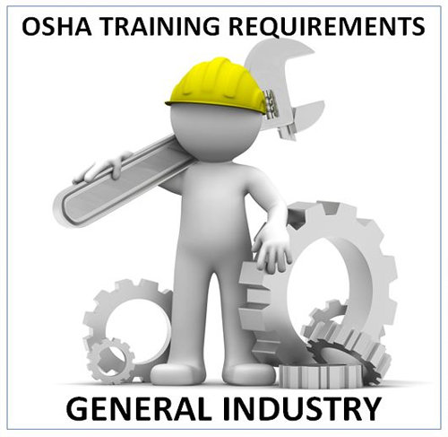 OSHA Safety Training Requirements