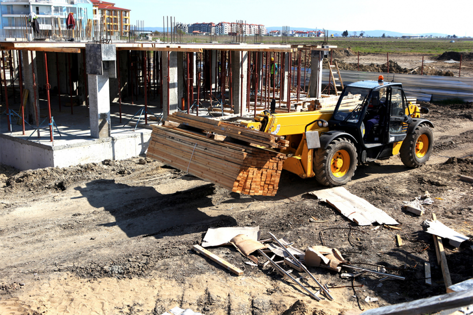 Security Solutions for Construction Sites