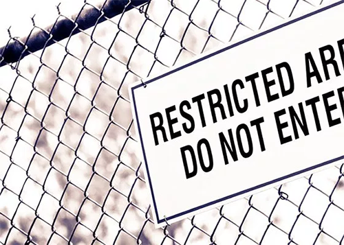Perimeter Security Fence