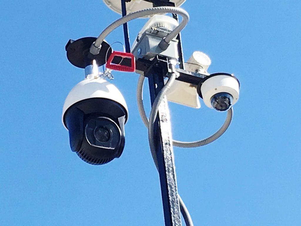 8 Megapixel PTZ Camera