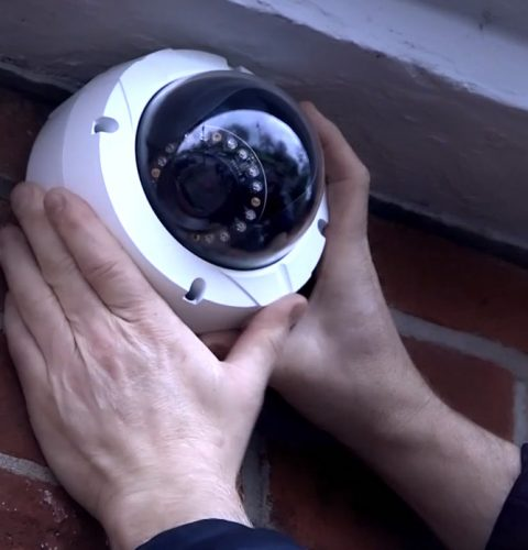 How to Install Security Cameras to Prevent Vandalism