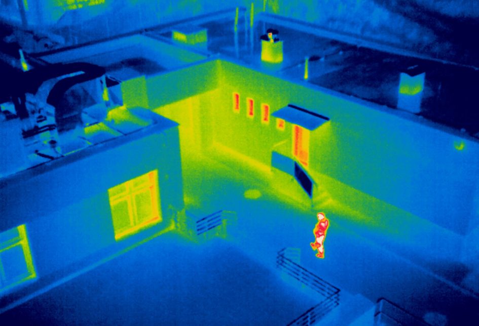 Thermal Imaging Security Camera