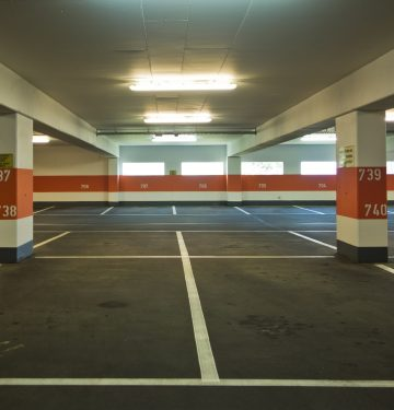 5 Parking Lot/Garage Security Upgrades