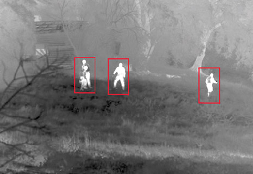 Thermal Camera Analytics