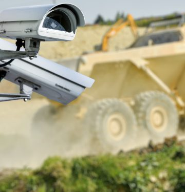 What Construction Companies Should Look for in a Surveillance Monitoring Service