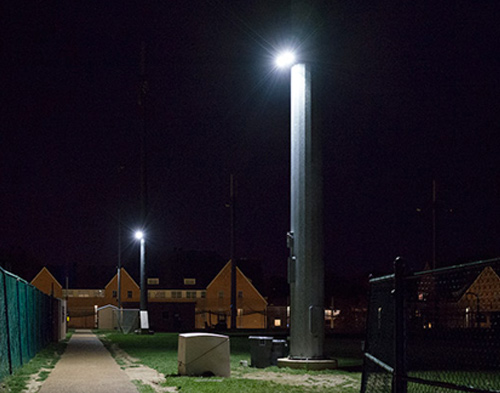 theft deterrent lighting