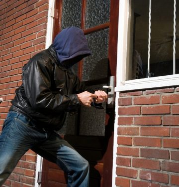 Weaknesses, Burglars and Security Surveillance