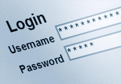 Change Logins & Passwords