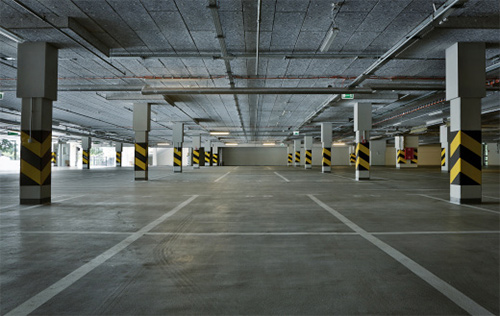 Security for Commercial Parking Lots