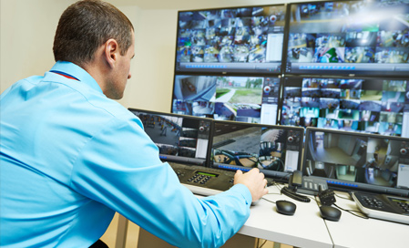 Video Surveillance for the Holiday Season
