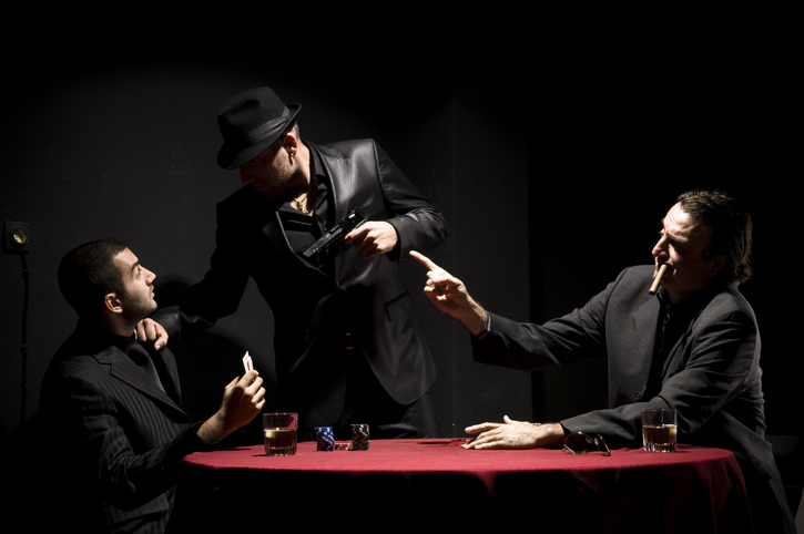 Criminal Activity at Casinos