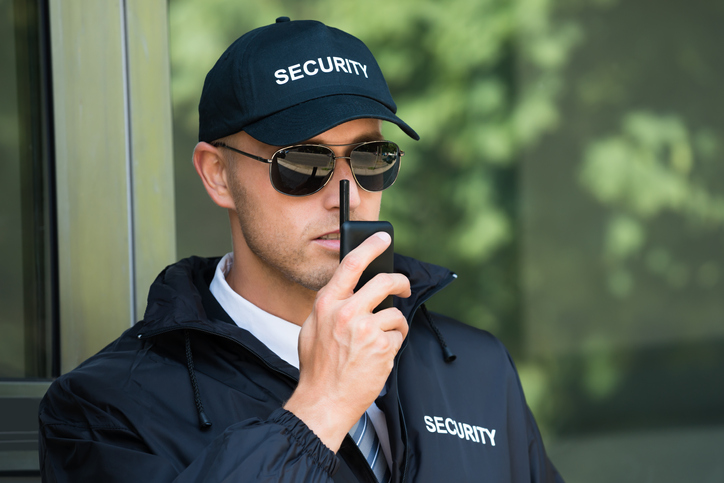 Security at Casinos