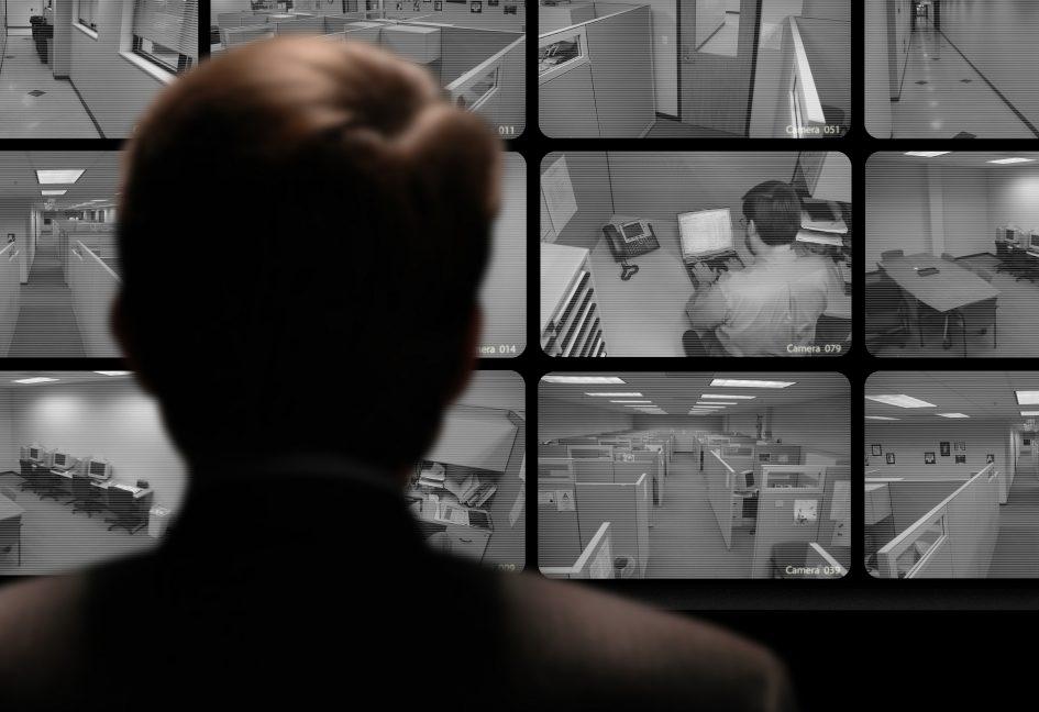 Employee Surveillance Cameras