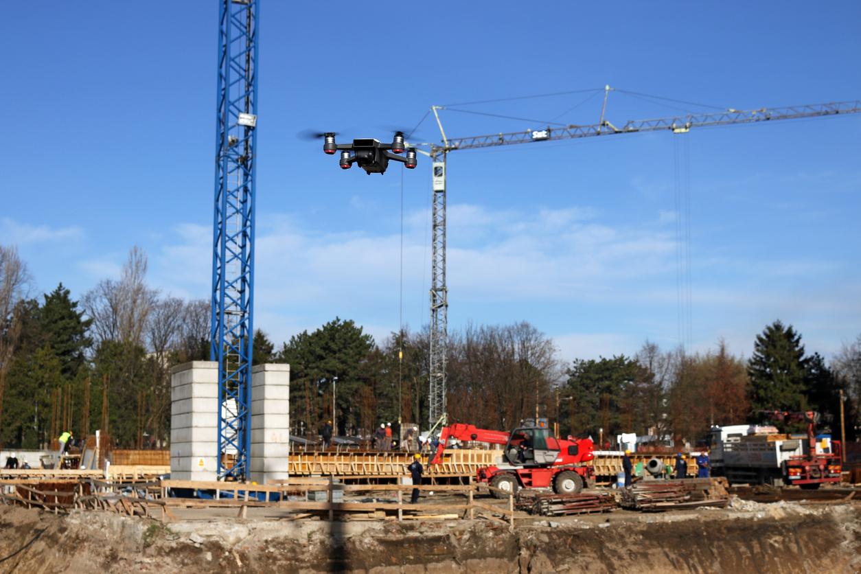 Construction Site 3D Modeling
