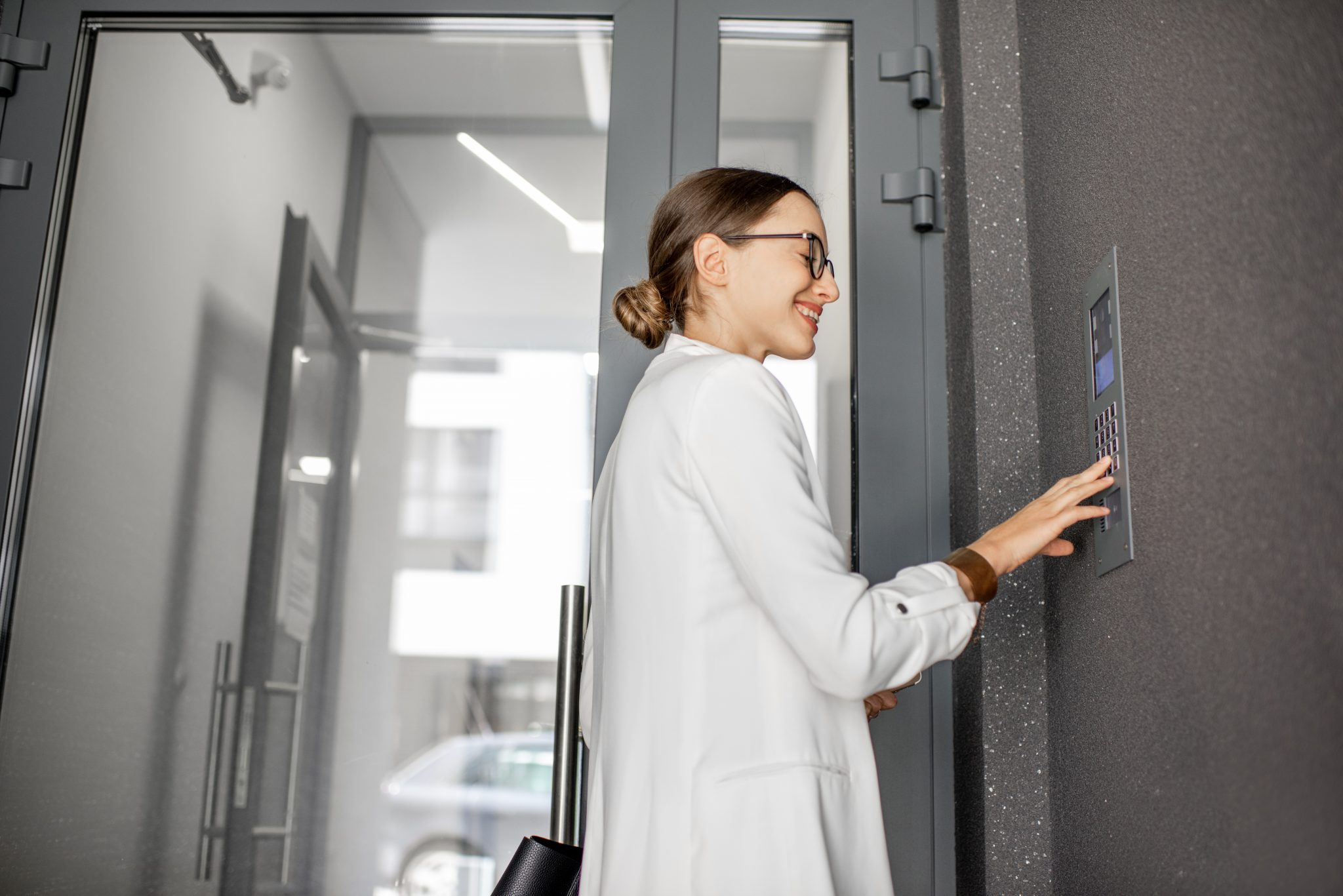 Access control for security