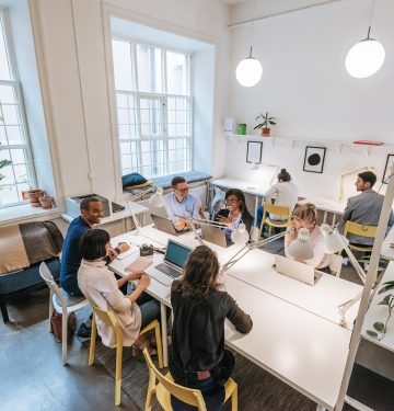Protect Your Co-working Offices
